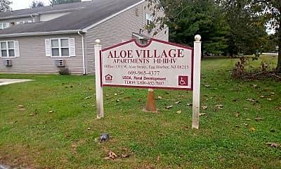 Aloe Village Apartments, 1