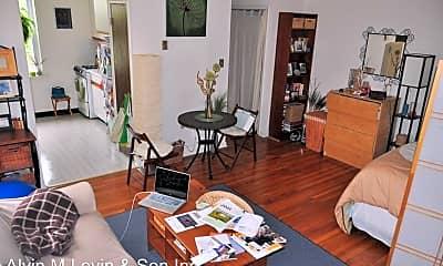 Living Room, 501 South 13th Street, 2