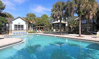 Pool, Indigo Plantation, 0