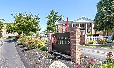 Community Signage, University Hills, 2