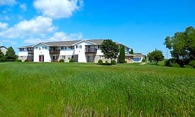 Building, Trail Park Apartments, 2