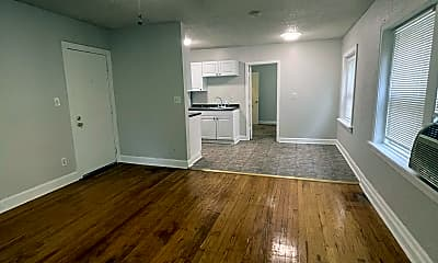 Living Room, 2729 Campbell St, 1