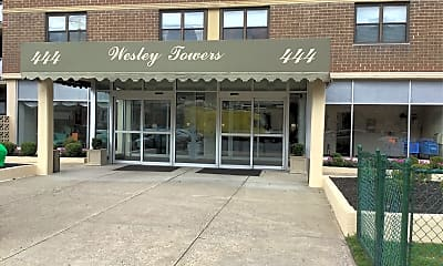 Wesley Towers, 1