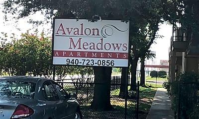 AVALON MEADOWS, 1