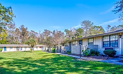 Mosswood Apartments, 1