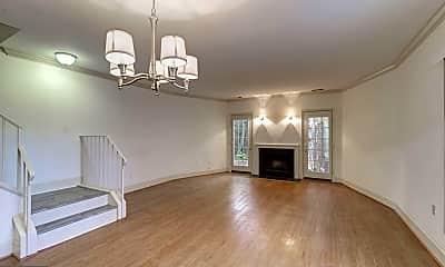 Living Room, 4341 Massachusetts Ave NW 4341, 1
