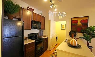 Kitchen, 6212 Crow Lane, 1
