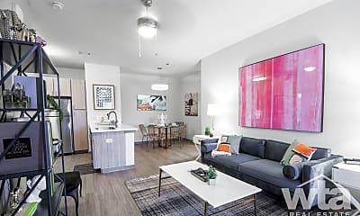 Living Room, 8515 S Ih 35, 1