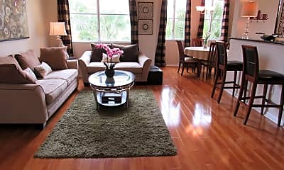 Living Room, 11019 Legacy Ln 305, 1