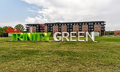 Community Signage, Los Altos Trinity Green, 2