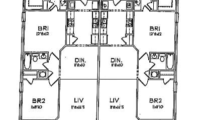Building, 414 Elbert Ln, 1