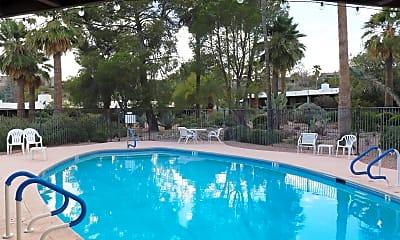Pool, 4793 N Via Entrada, 2