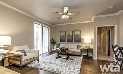 Living Room, 12113 Metric Blvd, 0