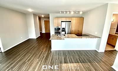 Living Room, 206 E Illinois St, 1