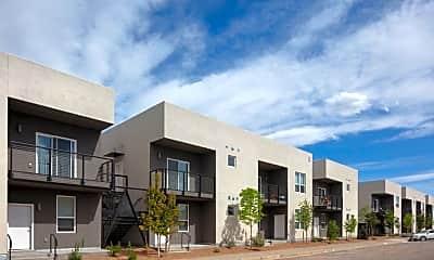 Building, 4305 Central Ave NE, 2