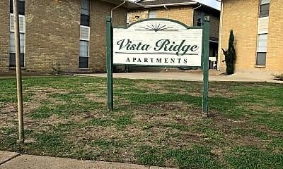 Vista Ridge, 1
