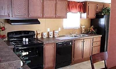 Kitchen, Cranberry Village, 1