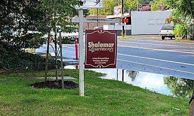 Shalamar Apartments, 1