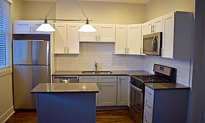 Kitchen, 7416 Madison St, 1