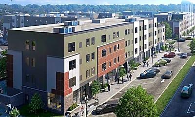 Building, HOM Flats at 28 West, 0