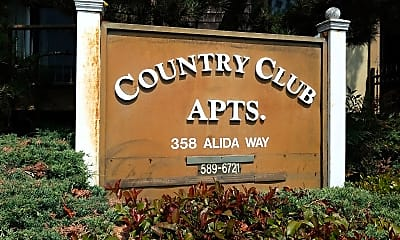 South Country Club, 1