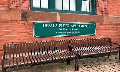 Elder Apartments, 1