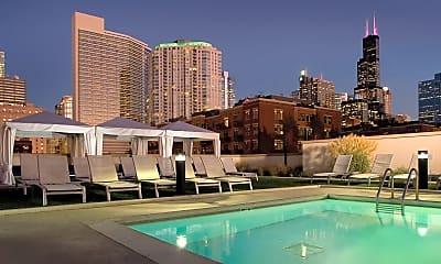 Pool, 337 N Des Plaines St, 2