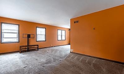 Living Room, 1214 N 55th St, 1