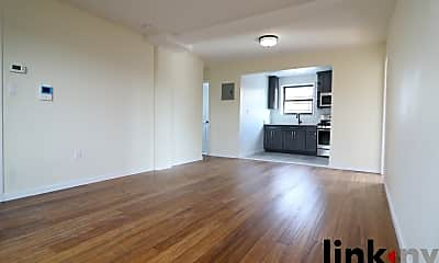 Living Room, 1190 Commonwealth Ave, 1