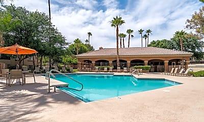Pool, Catalina Canyon, 0