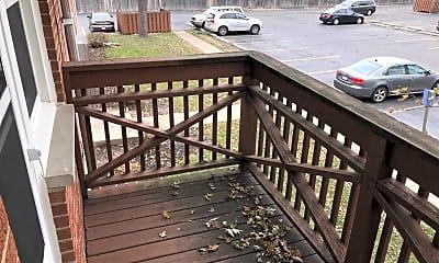 Patio / Deck, Clayton Court, 2
