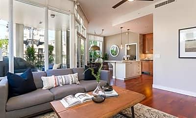 Living Room, 686 Kettner Blvd, 1