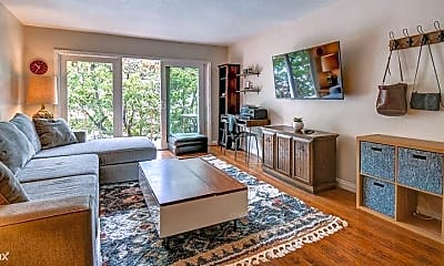 Living Room, 382 Coronado Ave, 2