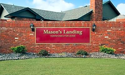 Building, Masons Landing Townhomes, 2