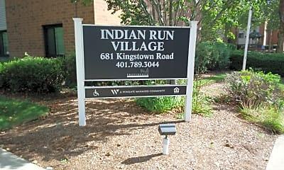 Indian Run Village Apartments, 1