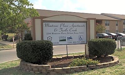 Montrose Place & Turtle Creek Apartments, 1