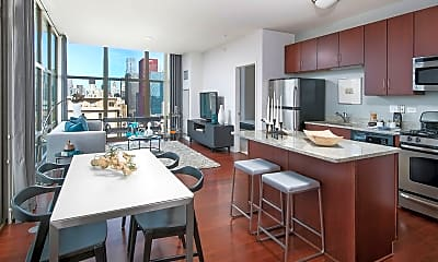 Kitchen, Astoria Tower, 0
