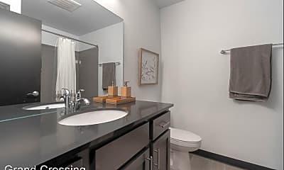 Bathroom, 21 West Jefferson Street, 2