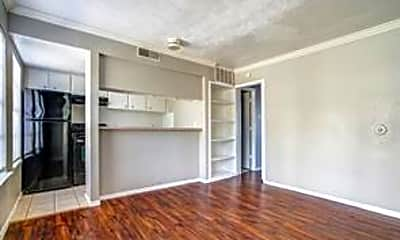 Living Room, 4040 Brown Street, 2