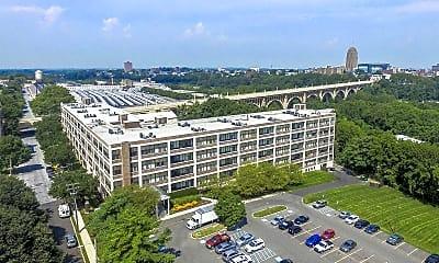 Building, Bridgeview Apartments, 0