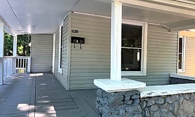 Patio / Deck, 1120 W Mt Vernon St, 0