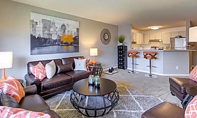 Living Room, Avana West Park, 1