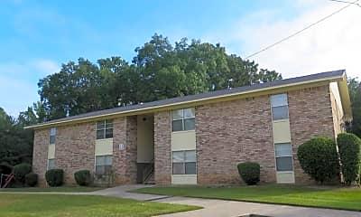 Building, Hillside West Apartments, 0