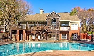Pool, Sonoma Ridge, 0