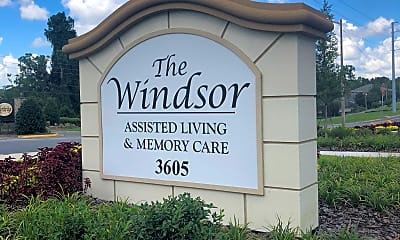 The Windsor of Gainesville, 1