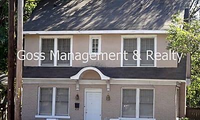 Building, 3115 W Markham St, 0