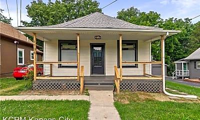Building, 1106 N Osage St, 0