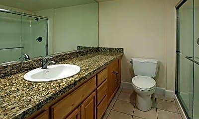 Bathroom, The Belvedere, 2
