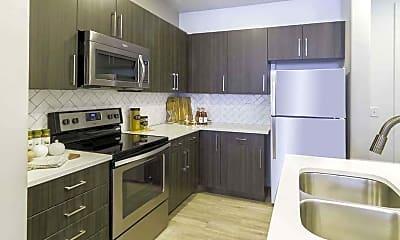 Kitchen, Parc West, 2