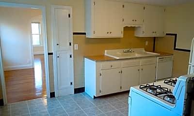 Kitchen, 32 Tappan St, 1